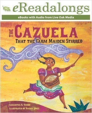 Cover: The Cazuela That the Farm Maiden Stirred