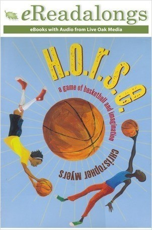 Cover: H.O.R.S.E.: A Game of Basketball and Imagination