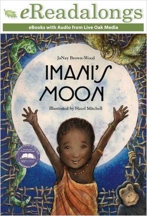 Cover: Imani's Moon