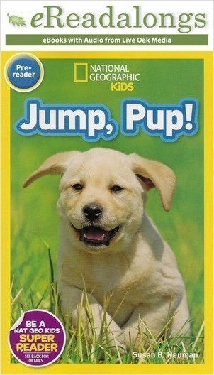 Cover: Jump, Pup!