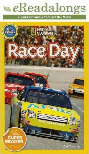 Cover: Race Day