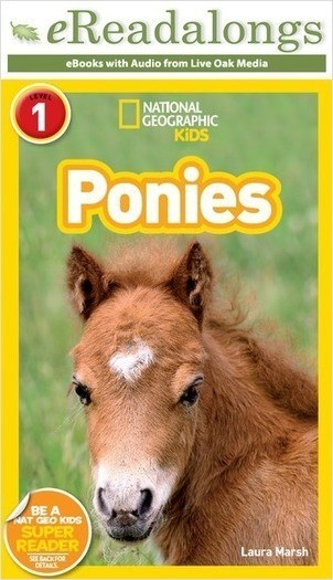 Cover: Ponies