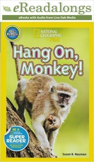 Cover: Hang On, Monkey!