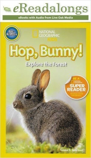 Cover: Hop, Bunny!