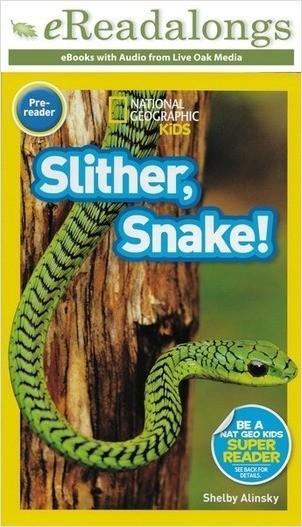 Cover: Slither, Snake!