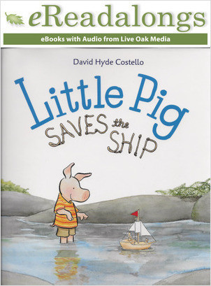 Cover: Little Pig Saves the Ship