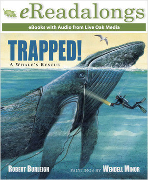 Cover: Trapped!: A Whale's Rescue