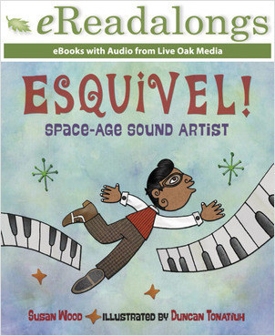 Cover: Esquivel!: Space-Age Sound Artist