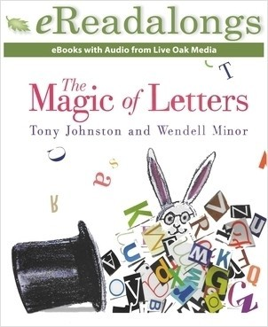 Cover: The Magic of Letters