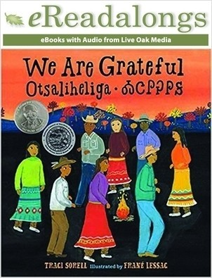 Cover: We Are Grateful: Otsaliheliga