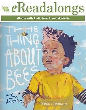 Cover: The Thing About Bees: A Love Letter