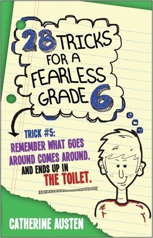 Cover: 28 Tricks for a Fearless Grade 6