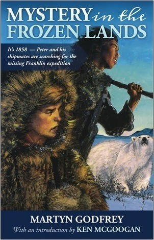 Cover: Mystery in the Frozen Lands