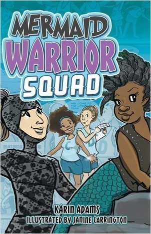 Cover: Mermaid Warrior Squad