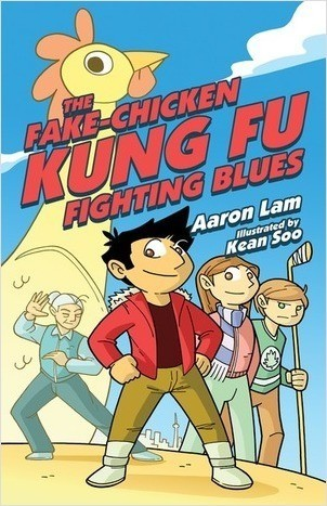 Cover: The Fake-Chicken Kung Fu Fighting Blues