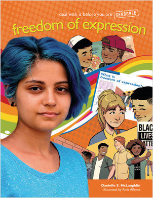 Cover: Freedom of Expression: Deal with it before you're censored