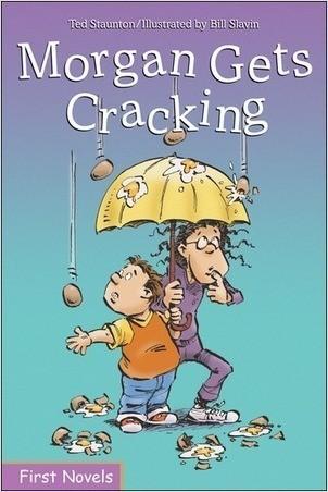 Cover: Morgan Gets Cracking