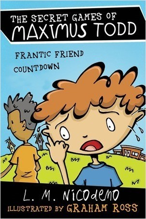 Cover: Frantic Friend Countdown