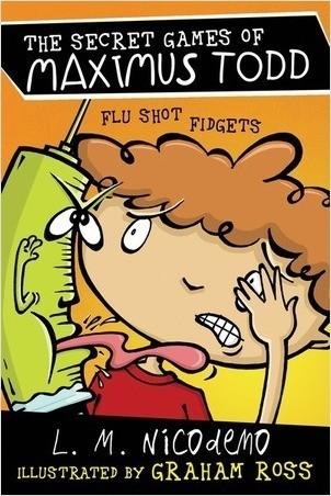 Cover: Flu Shot Fidgets