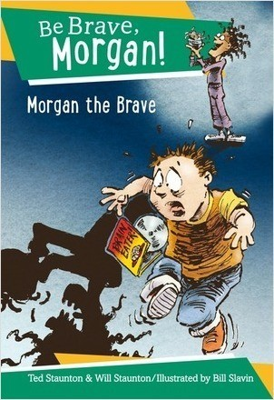 Cover: Be Brave, Morgan! — Trade Hardcover Set