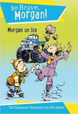 Cover: Morgan on Ice