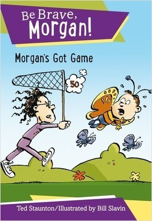 Cover: Morgan's Got Game