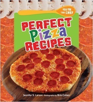 Cover: Perfect Pizza Recipes