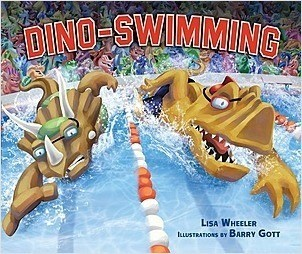 Cover: Dino-Swimming