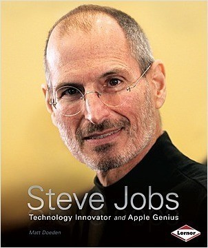 Cover: Steve Jobs: Technology Innovator and Apple Genius