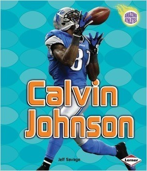 Cover: Calvin Johnson