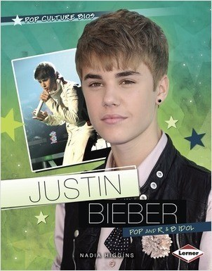 Cover: Justin Bieber: Pop and R & B Idol