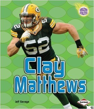 Cover: Clay Matthews
