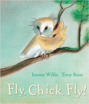 Cover: Fly, Chick, Fly!