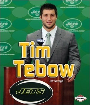 Cover: Tim Tebow