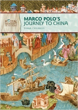 Cover: Marco Polo's Journey to China. 2nd Edition