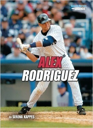 Cover: Alex Rodriguez, 2nd Edition