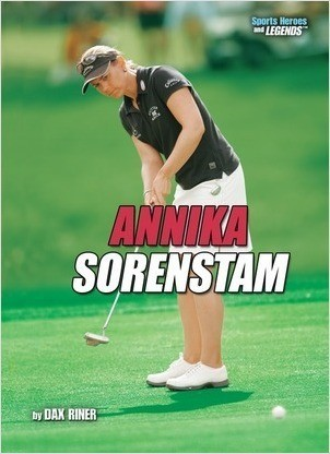 Cover: Annika Sorenstam, 2nd Edition