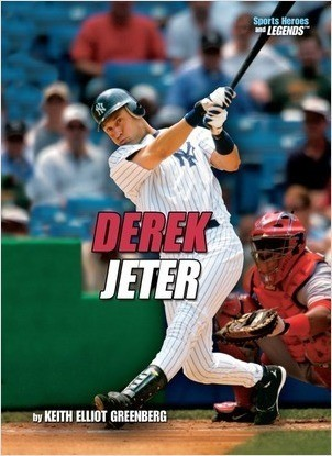 Cover: Derek Jeter, 2nd Edition
