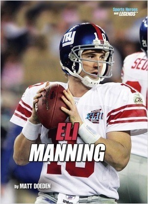 Cover: Eli Manning, 2nd Edition