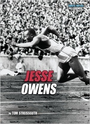 Cover: Jesse Owens, 2nd Edition