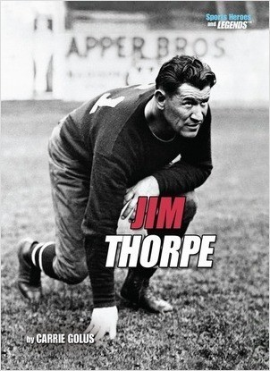 Cover: Jim Thorpe, 2nd Edition