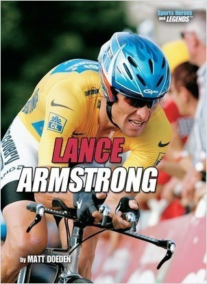 Cover: Lance Armstrong, 2nd Edition