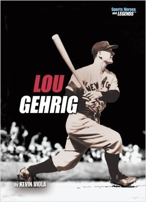 Cover: Lou Gehrig, 2nd Edition