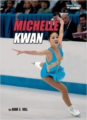 Cover: Michelle Kwan, 2nd Edition