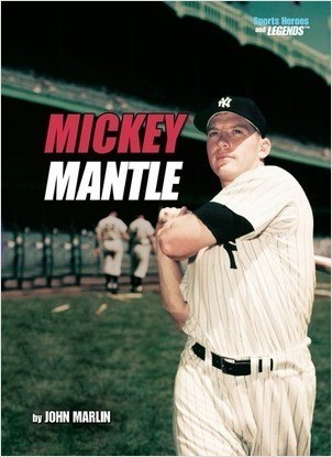 Cover: Mickey Mantle, 2nd Edition