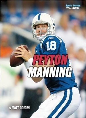 Cover: Peyton Manning, 2nd Edition