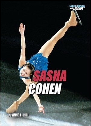 Cover: Sasha Cohen, 2nd Edition