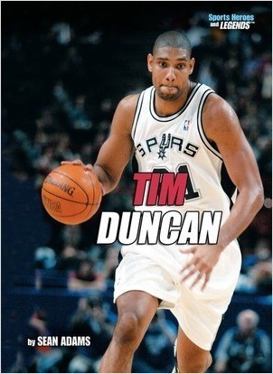 Cover: Tim Duncan, 2nd Edition