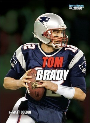 Cover: Tom Brady, 2nd Edition