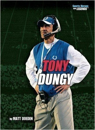 Cover: Tony Dungy, 2nd Edition